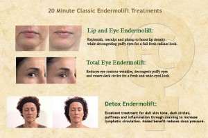 20 min Endermolift Treatment